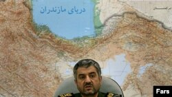 Mohammad Ali Jafari, head of Iran's Revolutionary Guards