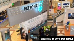 "Malaýziýanyň ""Petronas"" kompaniýasy nebit-gaz sergisinde, Aşgabat"