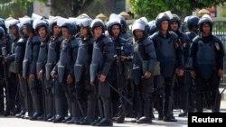 از رویاروییهای پیشین پلیس مصر با هواداران اخوانالمسلمین