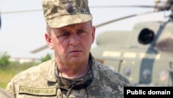 Віктор Муженко, начальник Генштабу Збройних сил України