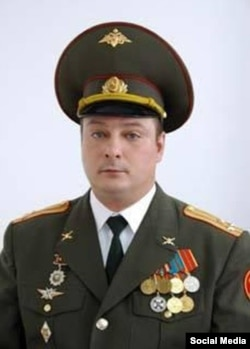 Major General Aleksei Zavizion