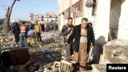 Kirkuk, 16 janar, 2013
