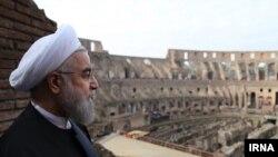 Hassan Rouhani Romada.