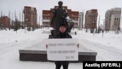 Милли хәрәкәтләр Рәфис Кашаповны иреккә чыгаруны таләп итә