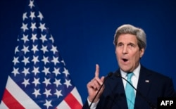 "U.S. Secretary of State John Kerry called the understanding a ""critical milestone."""
