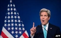 "U.S. Secretary of State John Kerry called the understanding a ""critical milestone."""