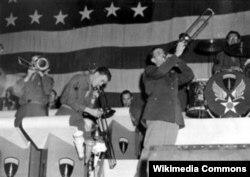 оркестр ВВС, 1944 год