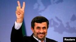 Former Iranian President Mahmud Ahmadinejad