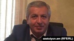 Бывший губернатор Вайоцдзорской области Сергей Багратян