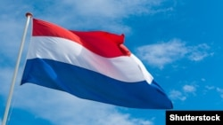 Niderlandın bayrağı