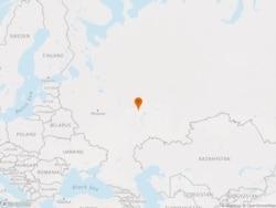 Mar El is in the Volga region of Russia.
