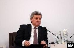 Președintele Gjorge Ivanov