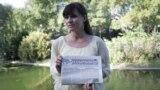 Кримськотатарська поетеса Аліє Кенжалієва