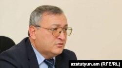 ԼՂ խորհրդարանի նախագահի թեկնածու Արթուր Թովմասյան