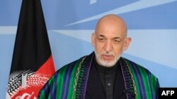 Президент Афганистана Хамид Карзай. Иллюстративное фото.