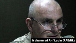 په افغانستان کې د ایساف ځواکونو ویاند جنرال کارسټین جکوبسن