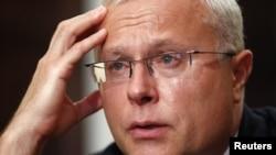 Российский миллиардер Александр Лебедев.