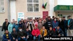 Группа поддержки Фаиля Алсынова