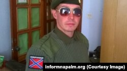 Доброволец из Финляндии Петри Виякаинен