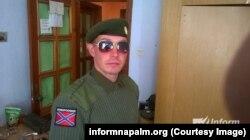 Доброволець із Фінляндії Петрі Віякаїнен