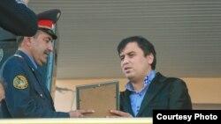 """Новый директор """"Таджикского цемента"""""""