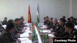 кыргыз-өзбек чек арачылары