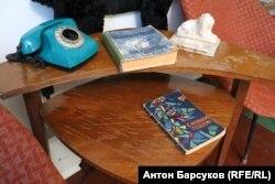 Квартира ученного в новосибирском Академгородке