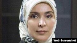Жена муфтия Дагестана Айна Гамзатова собирается баллотироваться в президенты России