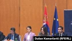 Okrugli stol o izmena Ustava Srbije