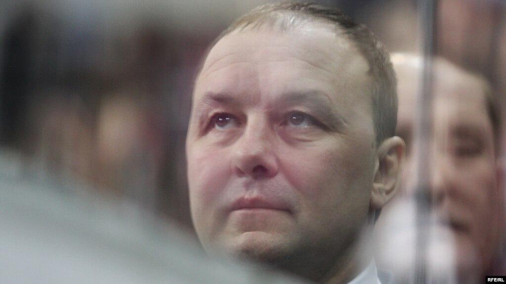 Михаил Захаров вновь назначен тренером хоккейной сборной Беларуси