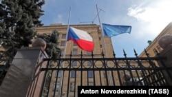 Мәскәүдә Чехия илчелеге