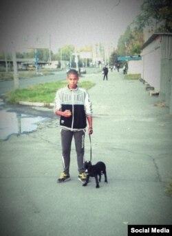 Антоніо Квайє, нині покійний. Охороняв блокпости бойовиків у Слов'янську