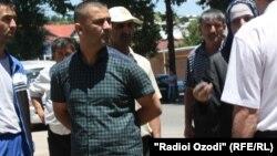 Суд над М. Исмоиловым проходил за закрытыми дверями СИЗО