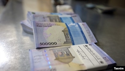 As Rial Has Lost Most Of Its Value Against Foreign Currencies Large Denominations Are Needed
