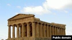 Грецький храм у Аґрідженто