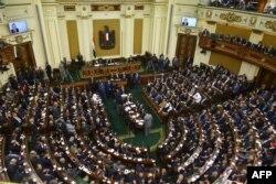 یکی از نشستهای پارلمان مصر