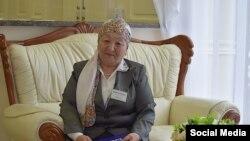 Анаркүл Машаева.