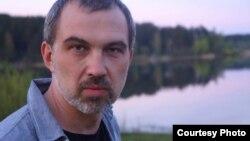 Альгерд Бахарэвіч, фота з Фэйсбуку Юліі Цімафеевай