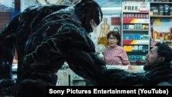 «Venom» filmindən kadr