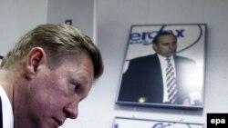 Глава правления «Газпрома» Алексей Миллер