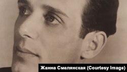 Народный артист Туркменистана Леонид Смелянский