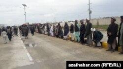 Процедура передачи бывших заключенных граждан Афганистана, Акина, 18 мая, 2020