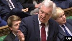 Ministri i BREXIT në qeverinë britanike, David Davis
