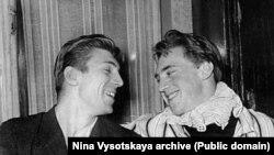Игорь Кохановский и Владимир Высоцкий
