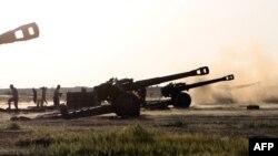 Իրաքի զինված ուժերն ու շիա աշխարհազորայինները ազատագրում են Թիքրիթը, 10-ը մարտի, 2015թ.