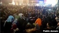 Протесты в Хузестане