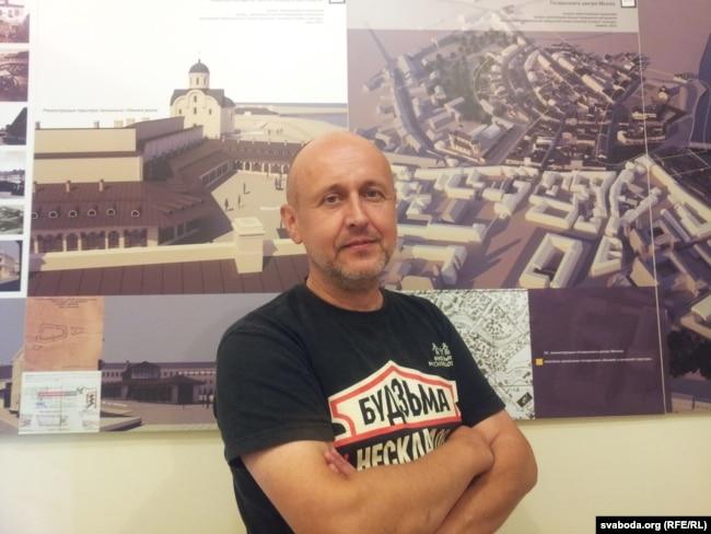 Антон Астаповіч, архіўнае фота