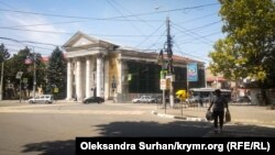 Кафедральный соборсвятых равноапостольных Владимира и Ольги в Симферополе