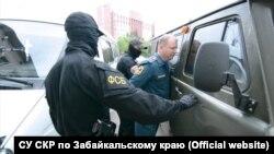 Задержание Ивана Пименова