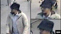Підозрюваний у вибухах в аеропорту Брюсселя (знімок з камер спостереження)